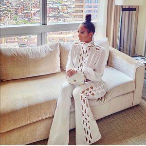 Classy Girl 2 piece pant set